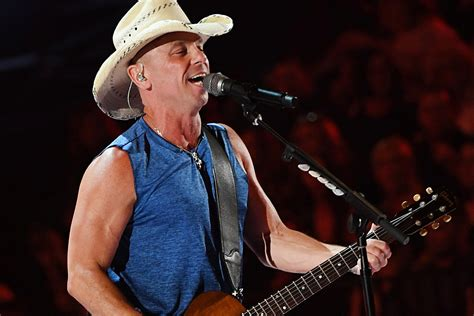 Kenny Chesney Taps Ed Sheeran to Write 'Tip of My Tongue'