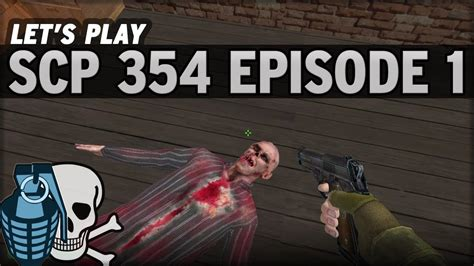 "Let's Play: ""SCP 354 Episode 1"" - YouTube"