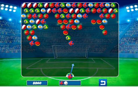 Bubble Shooter World Cup | Play Free Online