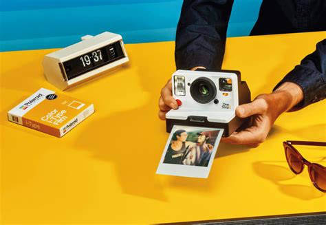 Polaroid Originals Launches with New OneStep 2 Camera and