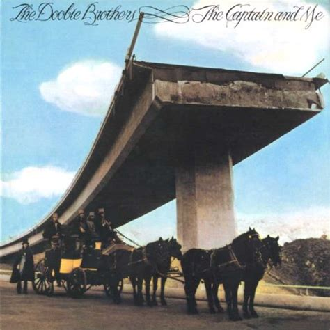 #1301 Doobie Brothers / The Captain and Me (1973) Cottonwoodhill 別別館