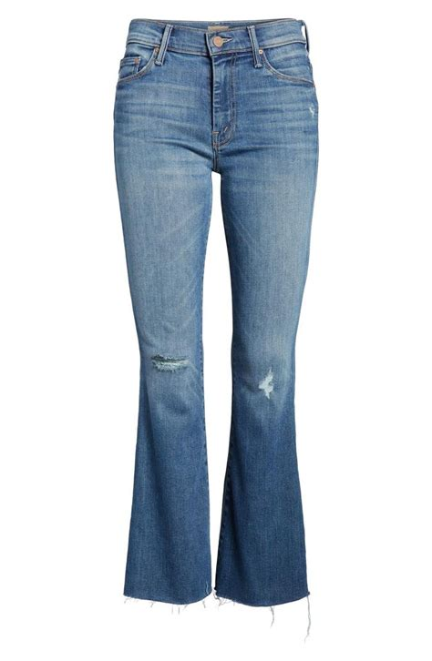7 Rules for Wearing Cropped Flared Jeans | Who What Wear