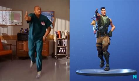 """The Actor Behind the Default Fortnite Dance says, """"They"""