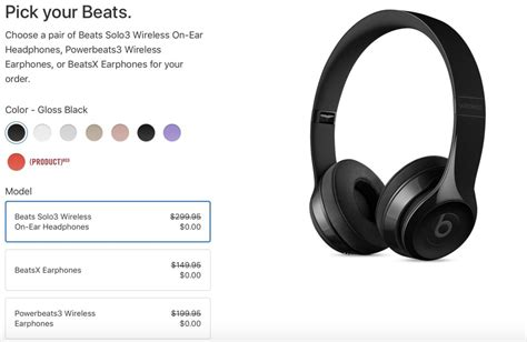 Students can score Beats earphones with Mac and iPad