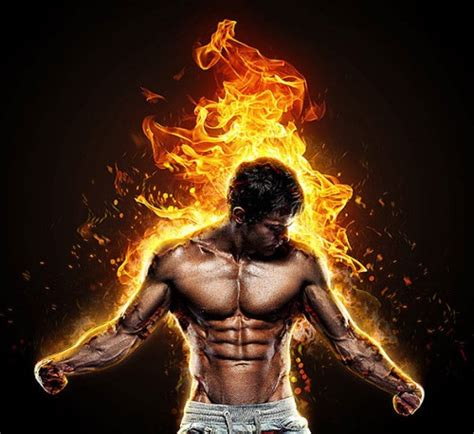 20 Dazzling Fire & Water Effect Photoshop Actions | Pixel