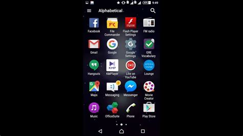 Apps lock for all Sony Xperia - YouTube