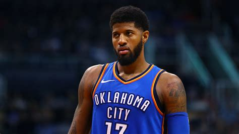 BREAKING: Paul George To Stay With The Oklahoma City Thunder