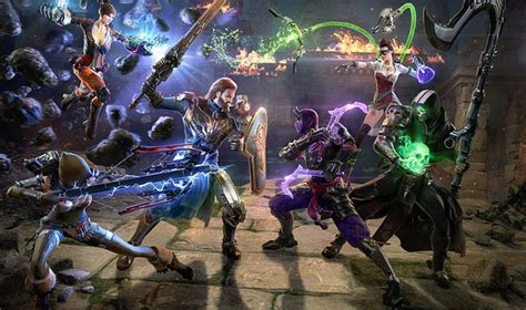 Skyforge PS4 Release Date in March