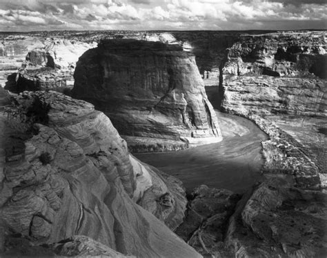 Ansel Adams, a Black and White Fine Artist | BlogLet
