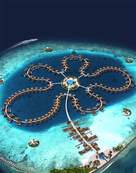 The Ocean Flower - Maldives, Asia - Private Islands for Sale