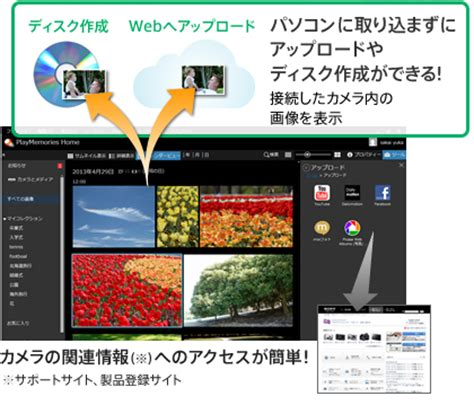 PMB(Picture Motion Browser)をPlayMemories Homeにアップデート