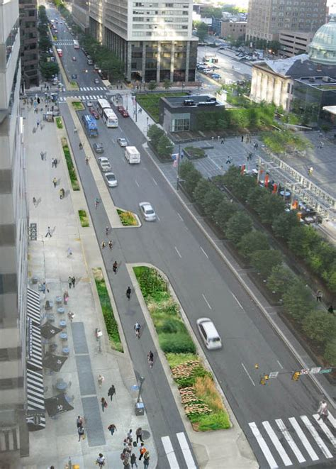 New Pilot Plan For More Center City Bike Lanes In The