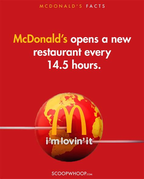 24 Interesting Facts About McDonald's That Are Juicier