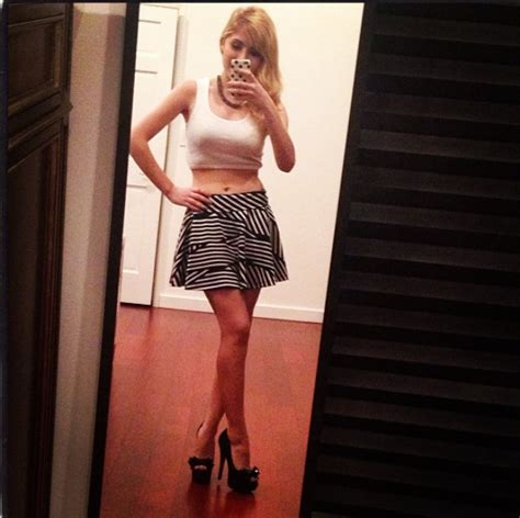 Jeannette Mccurdy's Selfies Ended Her Show?: mcdre9 | Bossip
