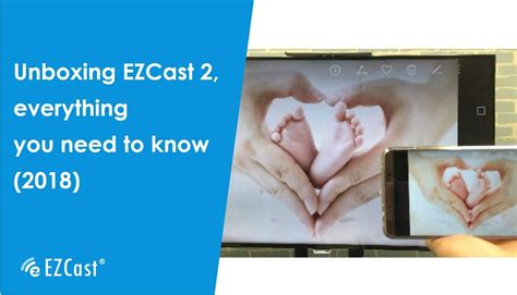 Ultimate quick start guide to your EZCast wireless display
