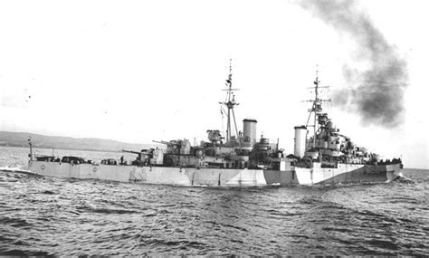Battles of the Java Sea, lost of HMS Exter and HMAS Perth