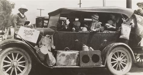 How the Dust Bowl Made Americans Refugees in Their Own