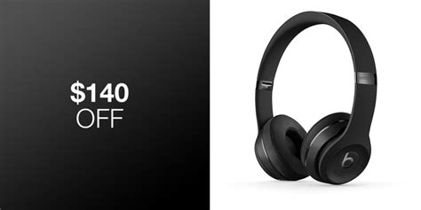 Beats Solo3 Wireless Headphones Are Almost 50% Off Today