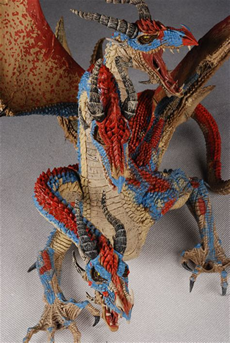 Hydra Dragon deluxe action figure - Another Pop Culture